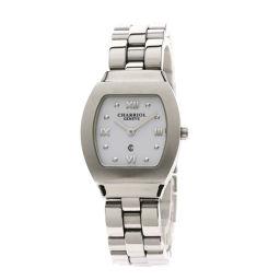 CHARRIOL【シャリオール】 腕時計 ステンレススチール/SS/SS レディース