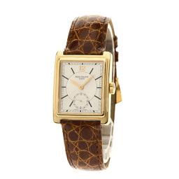 PATEK PHILIPPE【パテックフィリップ】 5010R-001 7654 腕時計 K18ピンクゴールド/革/革 メンズ