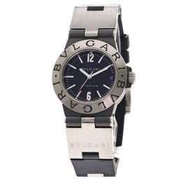 BVLGARI【ブルガリ】 TI32TA 腕時計 チタン/ラバー/ラバー ボーイズ