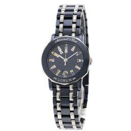 CORUM【コルム】 39.130.30V585 腕時計 ステンレススチール/SS/SS レディース