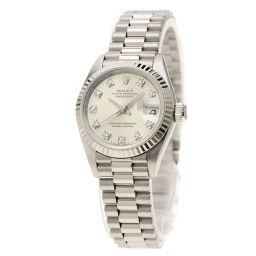 ROLEX【ロレックス】 69179G 腕時計 K18ホワイトゴールド/K18ホワイトゴールド/K18WG レディース