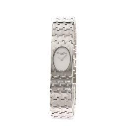 Christian Dior【クリスチャンディオール】 D70-100 腕時計 ステンレススチール/SS/SS レディース
