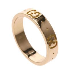 GUCCI【グッチ】 リング・指輪 K18ピンクゴールド レディース