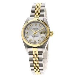 ROLEX【ロレックス】 79173NG 腕時計 ステンレススチール/SSxK18YGK18YG レディース