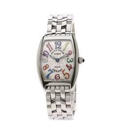 FRANCK MULLER【フランクミュラー】 1752QZ 腕時計 ステンレススチール/SS/SS レディース