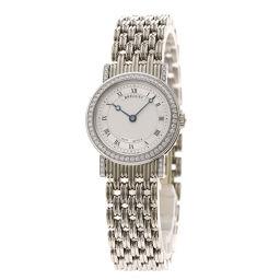 Breguet【ブレゲ】 8561BB/11/BAO 腕時計 K18ホワイトゴールド/K18ホワイトゴールド/K18WGダイヤモンド レディース