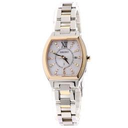 SEIKO【セイコー】 SSVW112 腕時計 ステンレススチール/SS/SSPGP レディース