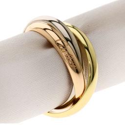 CARTIER【カルティエ】 リング・指輪 K18イエローゴールド/K18ピンクゴールド/K18PGK18WG ユニセックス