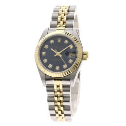 ROLEX【ロレックス】 79173G 腕時計 ステンレススチール/SSxK18YGK18YG レディース