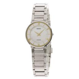 SEIKO【セイコー】 4J40-0AF0 腕時計 ステンレススチール/SS/SS レディース