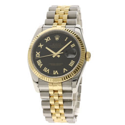 ROLEX【ロレックス】 116233 腕時計 ステンレススチール/SSxK18YG メンズ