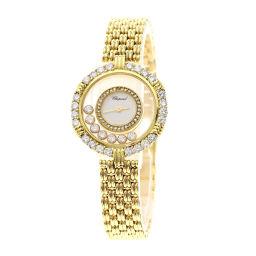 Chopard【ショパール】 20/4943 腕時計 K18イエローゴールド/K18イエローゴールド/K18YG レディース