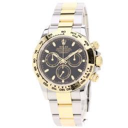 ROLEX【ロレックス】 116503 腕時計 ステンレススチール/SSxK18YG メンズ