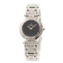 FENDI【フェンディ】 750L 腕時計 ステンレススチール/SS/SS レディース