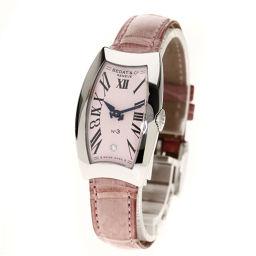 BEDAT&Co【ベダ&カンパニー】 腕時計 ステンレス/クロコダイル レディース