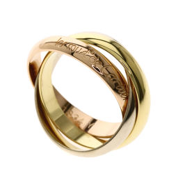 CARTIER【カルティエ】 リング・指輪 K18イエローゴールド/K18ホワイトゴールド/K18WGK18PG レディース