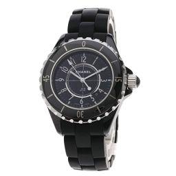 CHANEL【シャネル】 H0681 7474 腕時計 セラミック/ラバー/ラバー レディース