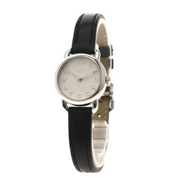 COACH【コーチ】 CA.97.7.14.1040 腕時計 ステンレススチール/革/革 レディース