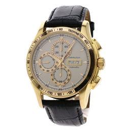 HAMILTON【ハミルトン】 H328360 8125 腕時計 GP/革/革 メンズ