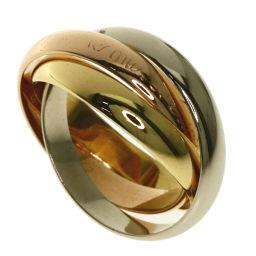 CARTIER【カルティエ】 リング・指輪 K18イエローゴールド/K18ピンクゴールド/K18PGK18WG レディース