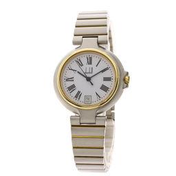 Dunhill【ダンヒル】 腕時計 ステンレススチール/SSxGP メンズ