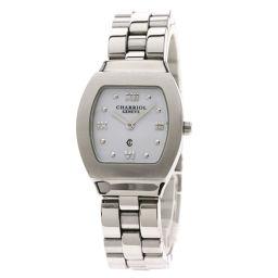 PHILIPPE CHARRIOL【フィリップ・シャリオール】 腕時計 ステンレススチール/SS/SS レディース
