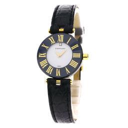 CENTURY【センチュリー】 腕時計 セラミック/革/革 レディース