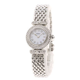 Tabbah【タバー】 腕時計 K18ホワイトゴールド/K18ホワイトゴールド/K18WGダイヤモンド レディース