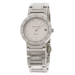 BVLGARI【ブルガリ】 BB33WSSD/N 7820 腕時計 ステンレススチール/SS/SS メンズ
