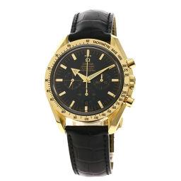 OMEGA【オメガ】 3651.50.31 腕時計 K18イエローゴールド/革/革 メンズ
