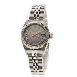 ROLEX【ロレックス】 79174NR 7725 腕時計 ステンレススチール/SS/SSK18WG レディース