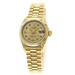 ROLEX【ロレックス】 69178LE 腕時計 K18イエローゴールド/K18イエローゴールド/K18YG レディース