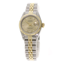 ROLEX【ロレックス】 69173G 腕時計 ステンレススチール/SSxK18YGK18YG レディース