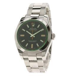 ROLEX【ロレックス】 116400GV 7875 腕時計 ステンレススチール/SS/SS メンズ
