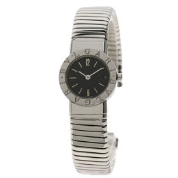BVLGARI【ブルガリ】 BB232TS 腕時計 ステンレススチール/SS/SS レディース