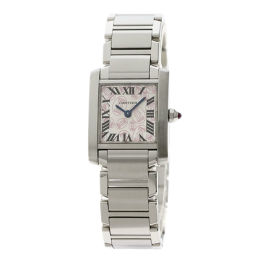 CARTIER【カルティエ】 W51031Q3 腕時計 ステンレススチール/SS/SS レディース