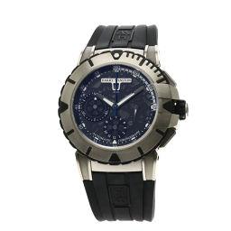HARRY WINSTON【ハリーウィンストン】 411/MCA44ZC.K 腕時計 /ラバー/ラバー メンズ