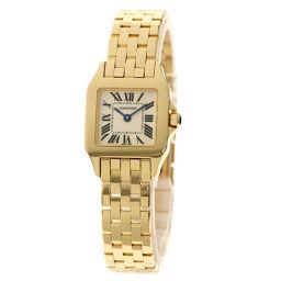 CARTIER【カルティエ】 W25063X9 腕時計 K18イエローゴールド/K18イエローゴールド/K18YG レディース