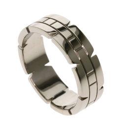 CARTIER【カルティエ】 リング・指輪 K18ホワイトゴールド ユニセックス
