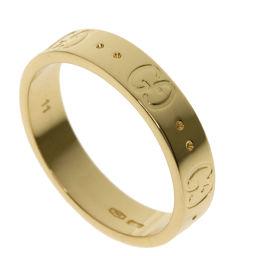 GUCCI【グッチ】 リング・指輪 K18イエローゴールド レディース