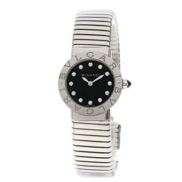 BVLGARI【ブルガリ】 BB26 2TS 腕時計 ステンレススチール/SS/SS レディース
