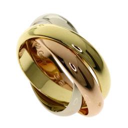 CARTIER【カルティエ】 リング・指輪 K18ホワイトゴールド/K18イエローゴールド/K18YGK18PG レディース