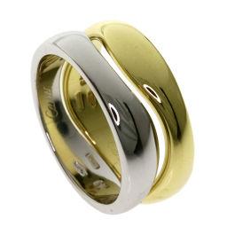 CARTIER【カルティエ】 リング・指輪 K18ホワイトゴールド/K18イエローゴールド/K18YG レディース