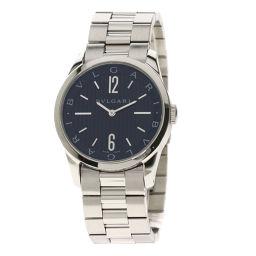 BVLGARI【ブルガリ】 ST37BSS 7702 腕時計 ステンレススチール/SS/SS メンズ