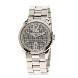 BVLGARI【ブルガリ】 ST37S 7702 腕時計 ステンレススチール/SS/SS メンズ