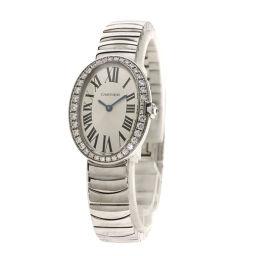 CARTIER【カルティエ】 WB520006 9433 腕時計 K18ホワイトゴールド/K18ホワイトゴールド/K18WGダイヤモンド レディース