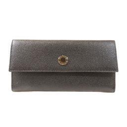 BVLGARI【ブルガリ】 長財布(小銭入れあり) レザー メンズ