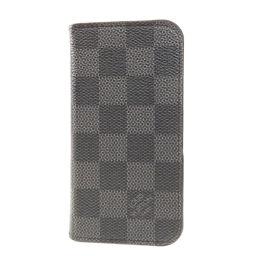 LOUIS VUITTON【ルイ・ヴィトン】 N61216 iPhoneケース ダミエキャンバス メンズ