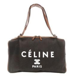 CELINE【セリーヌ】 トートバッグ キャンバス レディース