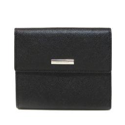 BURBERRY【バーバリー】 二つ折り財布(小銭入れあり) レザー レディース